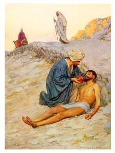 The good Samaritan
