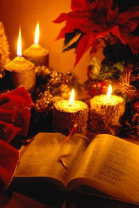 Candlelit Christmas Eve Family Service