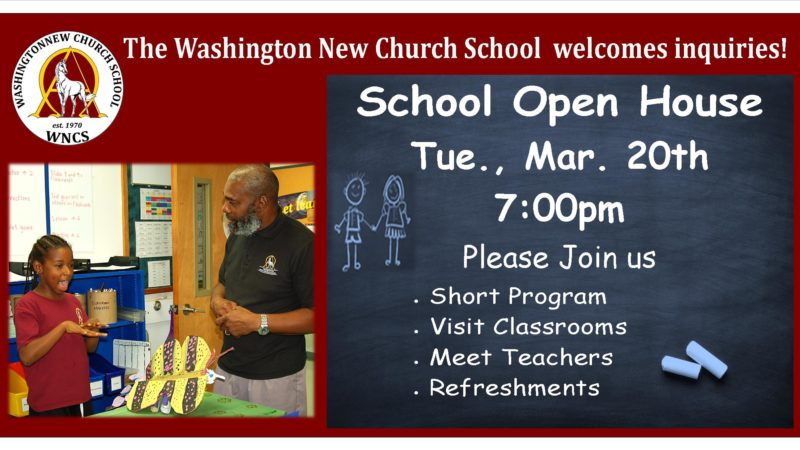 2018 School Open House