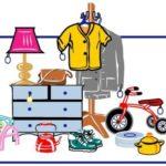 Annual Church Yard Sale – Saturday, May 4th 8am – 2pm