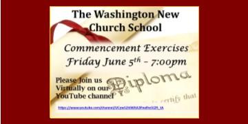 Virtual Graduation, June 5 @ 7pm